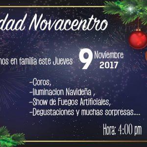 Navidad Novacentro